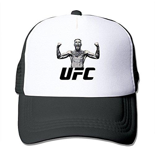 XCarmen Black UFC Conor McGregor Cool Hat Cool Snapbacks Black