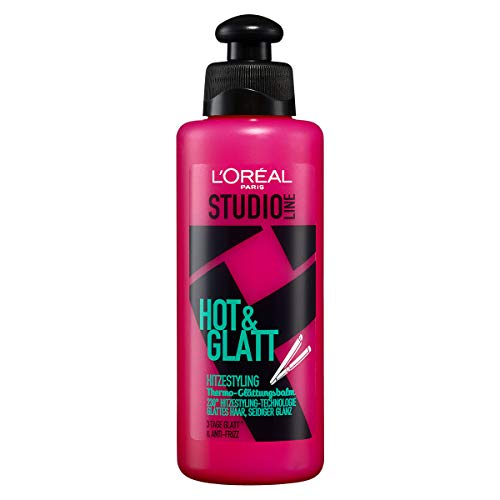 L'Oréal Paris Studio Line Glatt Thermo-Glättungs-Creme, 200 ml
