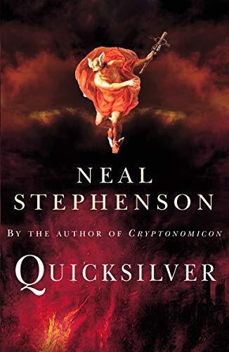 Quicksilver (The Baroque Cycle Book 1) (English Edition)