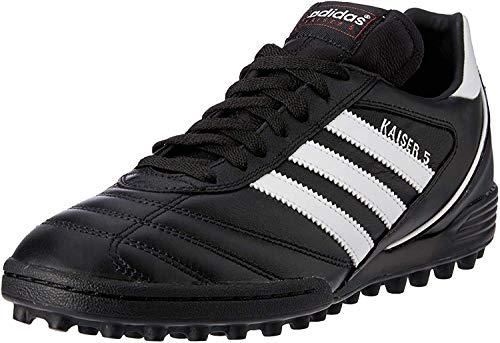 adidas Performance Kaiser 5 Team 677357 Herren Fußballschuhe, Schwarz (Black/Running White Ftw), 47 1/3 EU