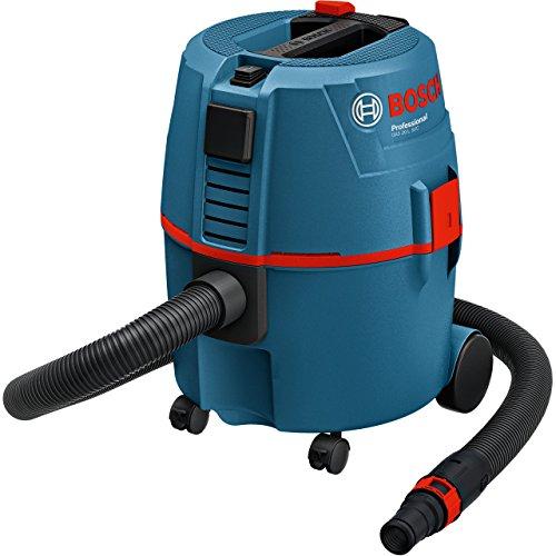 Bosch Professional Nass-/Trockensauger GAS 20 L SFC (1.200 Watt, 20 L Behältervolumen, im Karton)