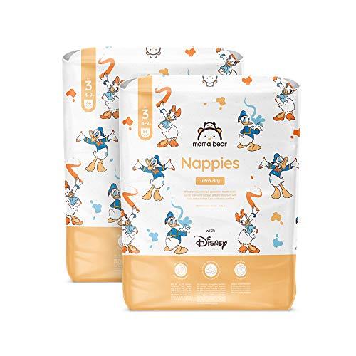 Mama Bear - Disney - 172 Ultra-Dry-Windeln - Größe 3 (4 - 9 kg) - MONATSBOX