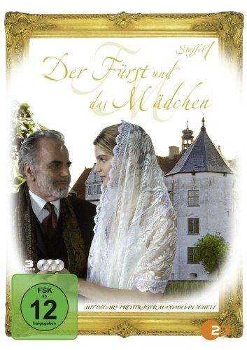 Der Fürst und das Mädchen - Staffel 1 (Jumbo Amaray - 3 DVDs)