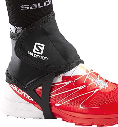 Salomon Low Trail Gaiters Unisex Niedrige Gamaschen Trailrunning Wandern Voller Schutz