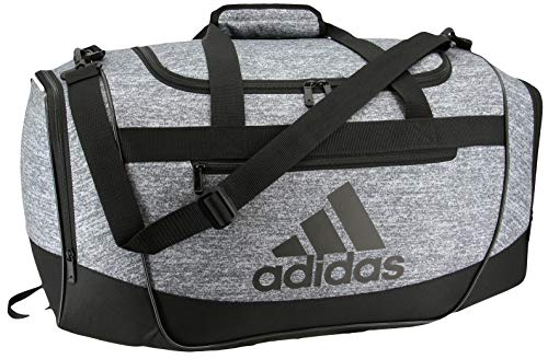 adidas Unisex Defender III Sporttasche, Onix Jersey, Schwarz, Größe S