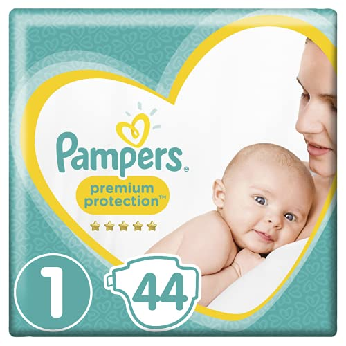 Pampers – New Baby Windeln, Größe (2-5 kg)