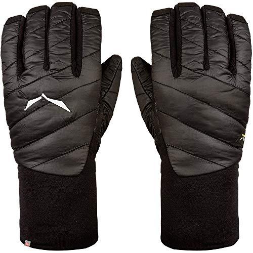 Salewa ORTLES 2 PRL Gloves Handschuhe, Black Out, 8/M