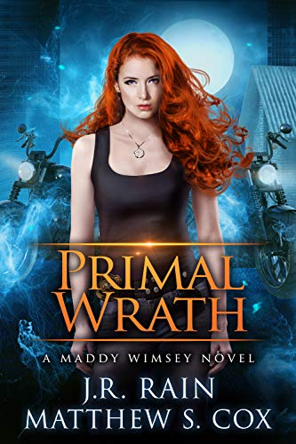 Primal Wrath (Maddy Wimsey Book 4) (English Edition)