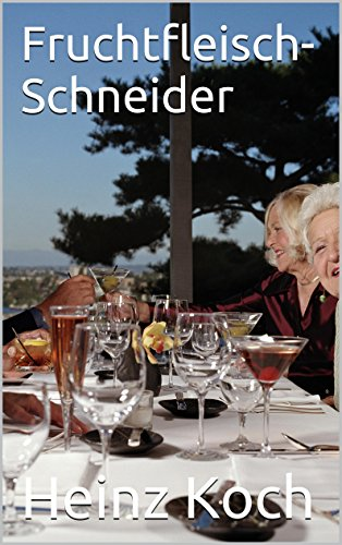 Fruchtfleisch-Schneider