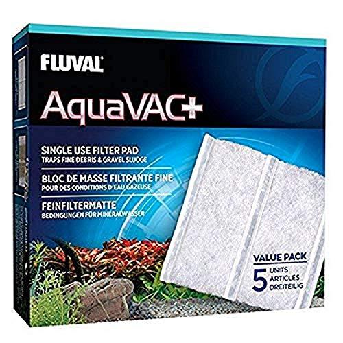 Fluval AquaVac Plus Feinfilter, 5er Pack