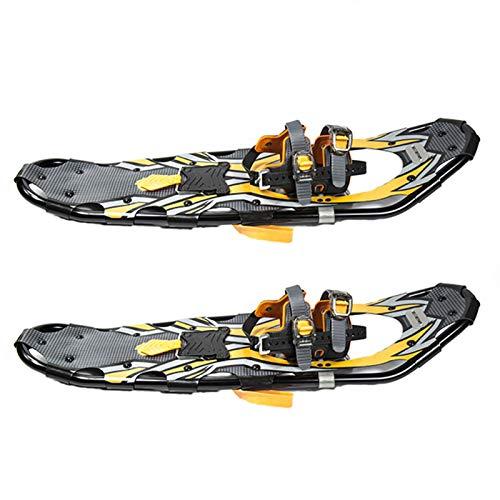 DUTUI Multi-Size-Schneeschuhanzüge, Snow Mountain-Ausrüstung, Outdoor-Ausrüstung Schneewanderschuhe, Outdoor-Anzüge, Wanderschuhe, Snowboards,77cm