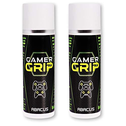 ABACUS 2X 50 ml Gamer Grip - Controller Grip Anti Rutsch Grip (7654.2)