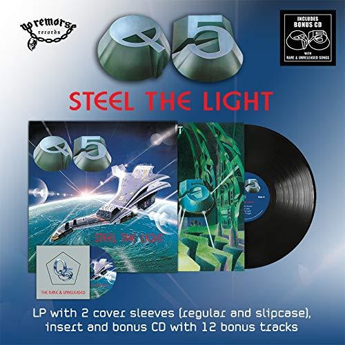 Steel the Light -CD+Lp-