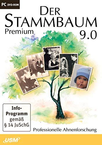 Stammbaum 9 Premium: Professionelle Ahnenforschung