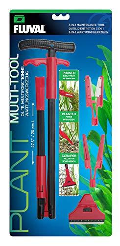 Fluval Mehrzweckwerkzeug Multi-Tool 63cm, für die Aquarienreinigung, zur Reinigung von Aquarien