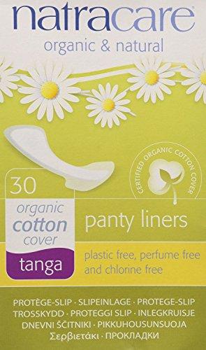 Natracare Slipeinlagen Slipeinlagen Tanga 30pieces X 7(7Stück)