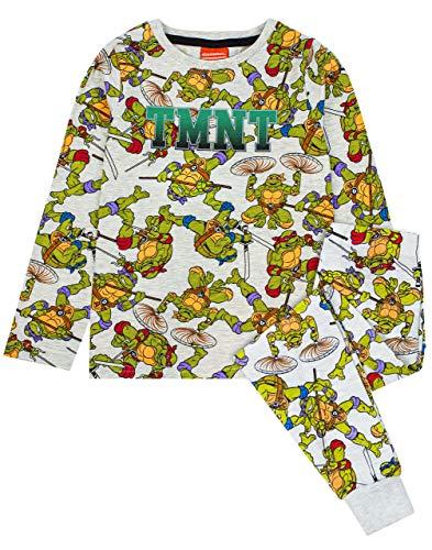 Teenage Mutant Ninja Turtles Überall drucken Jungen Kinder Pyjamas Set 6-7 Jahre