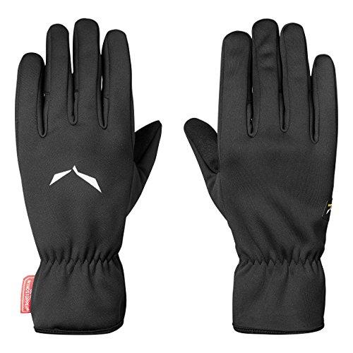 Salewa WS Finger Gloves Handschuhe Damen, Black Out, M