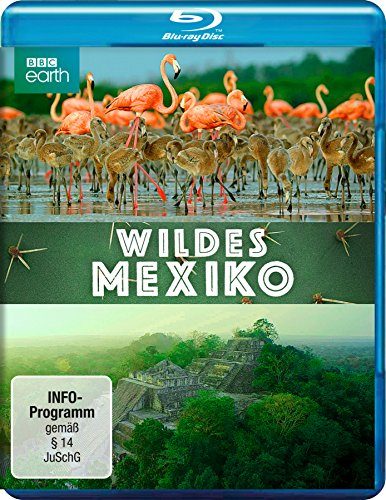 Wildes Mexiko (BBC Earth) [Blu-ray]